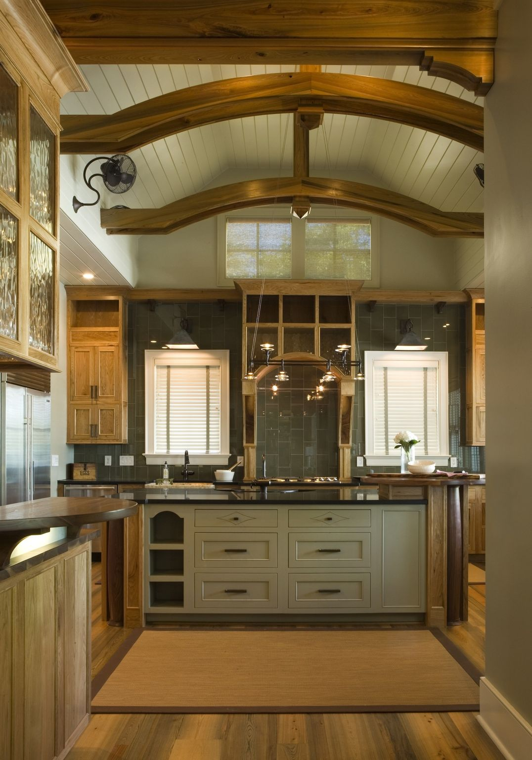 Beach Cottage With Style Herlong Architects Architecture Interior Design