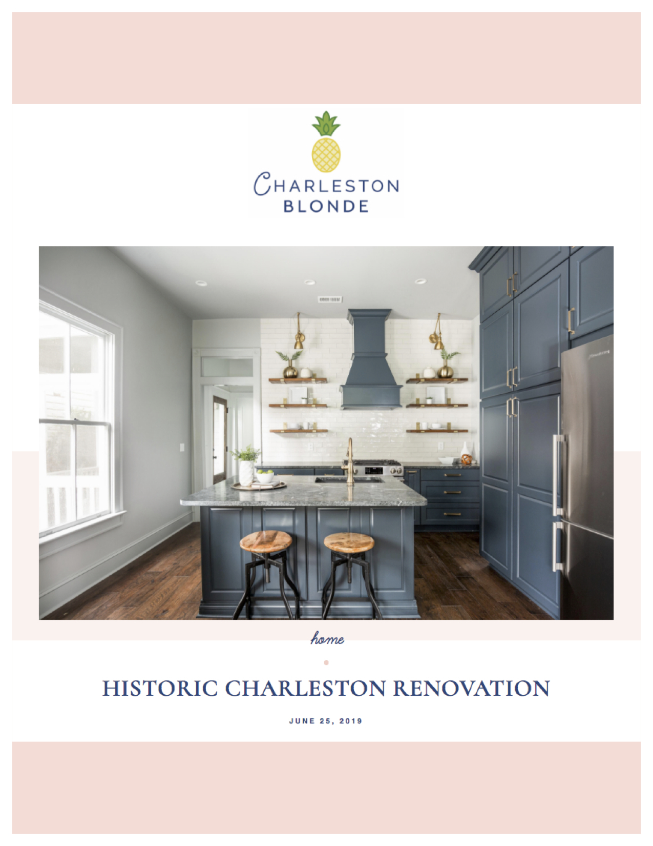 Charleston Blonde Blog June 2019