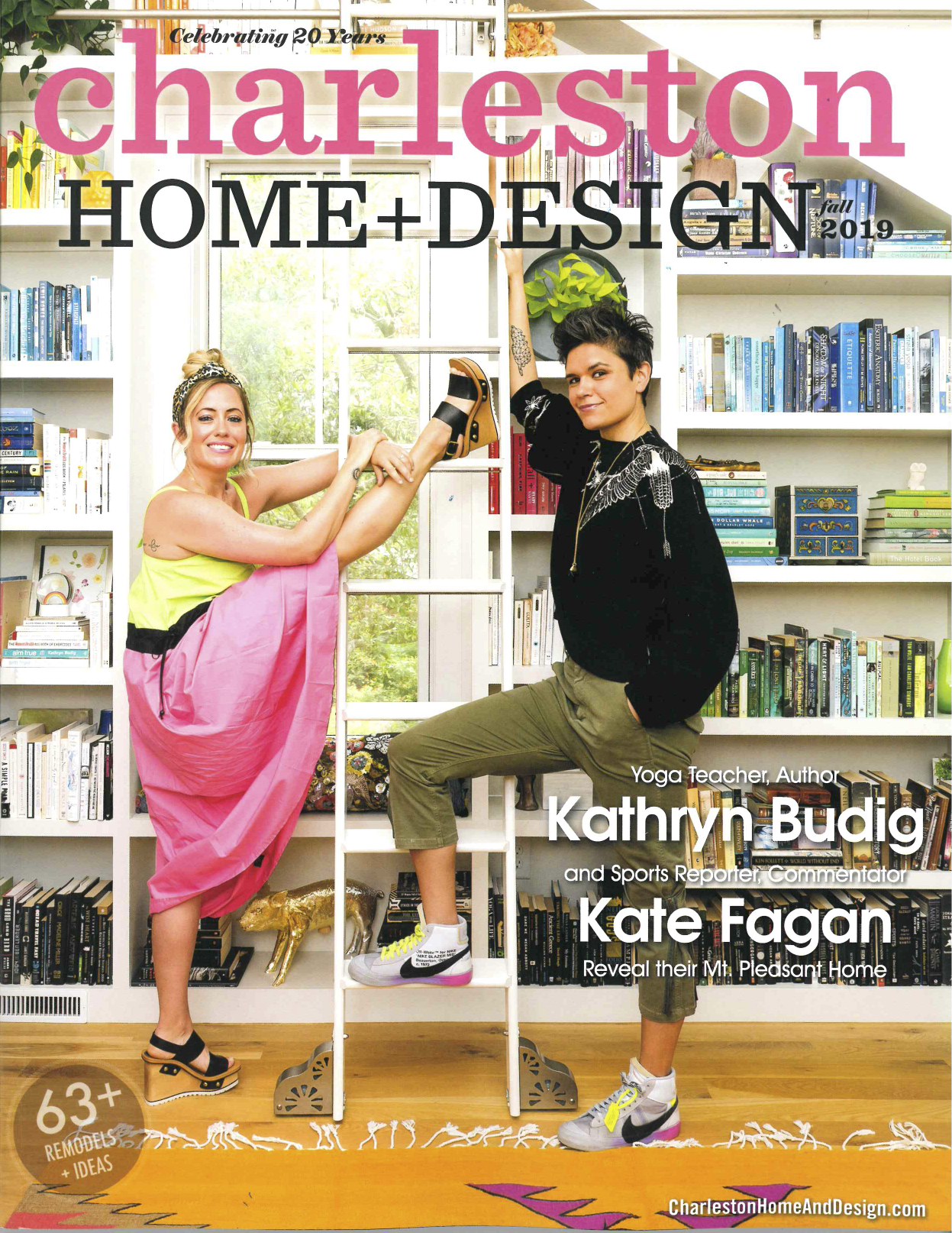 Charleston Home + Design Magazine Fall 2019