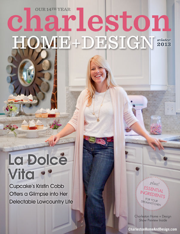 Charleston Home + Design Winter 2013
