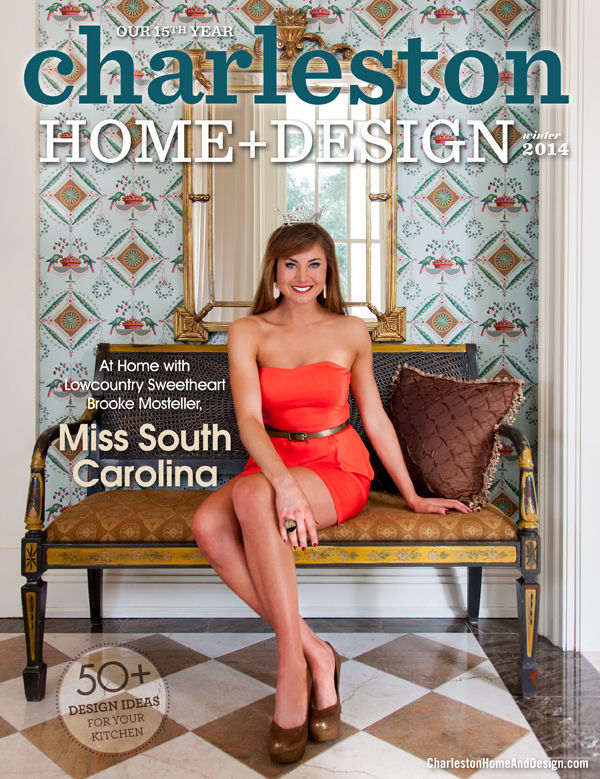 Charleston Home + Design Winter 2014