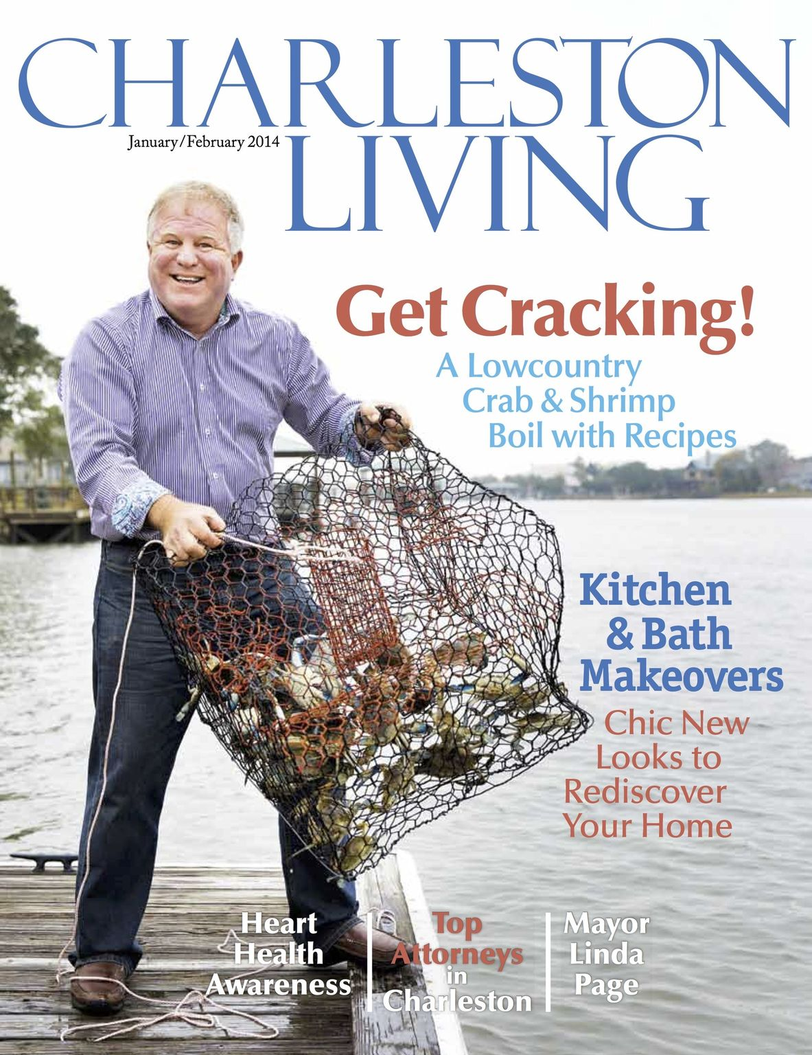 Charleston Living January/February 2014