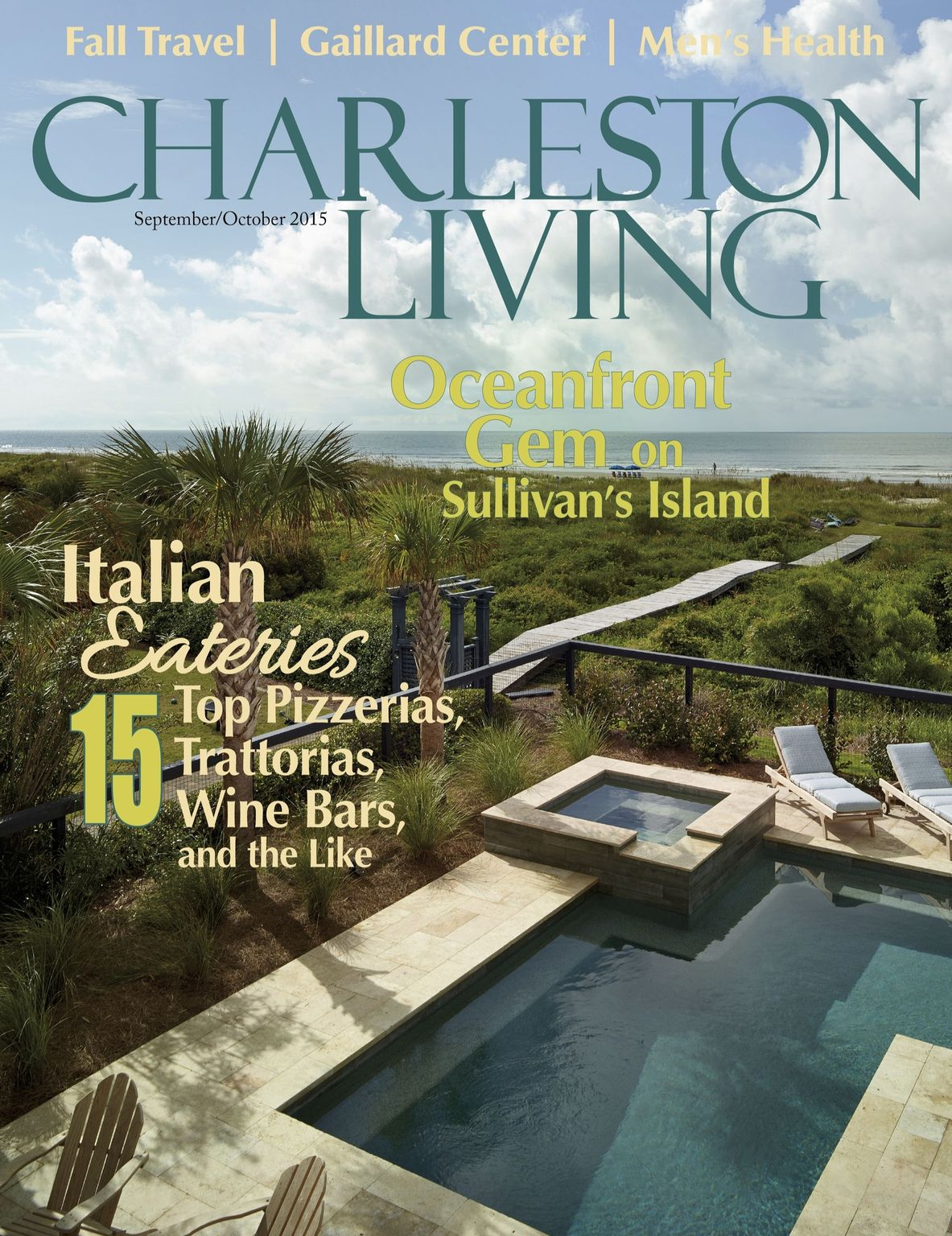 Charleston Living September 2015