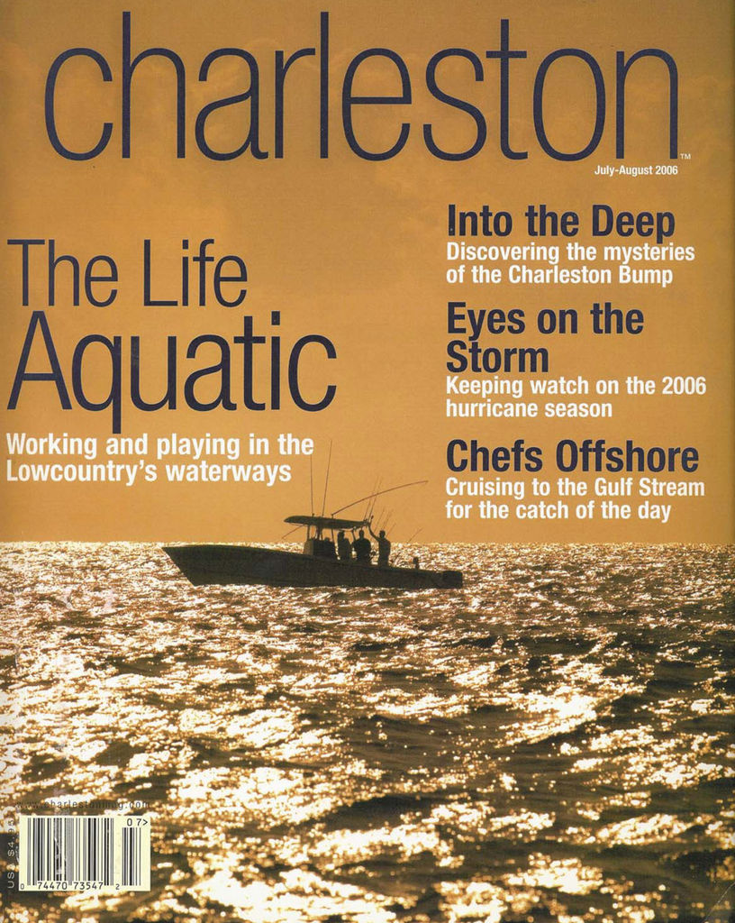 Charleston Magazine July-August 2006