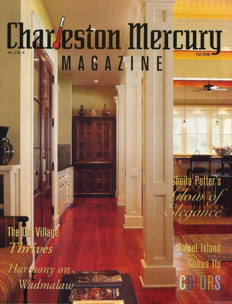 Charleston Mercury Magazine Fall 2006