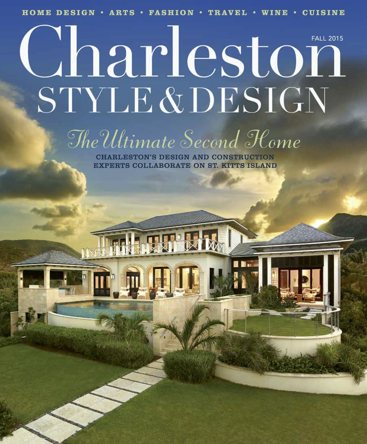 Charleston Style & Design Fall 2015