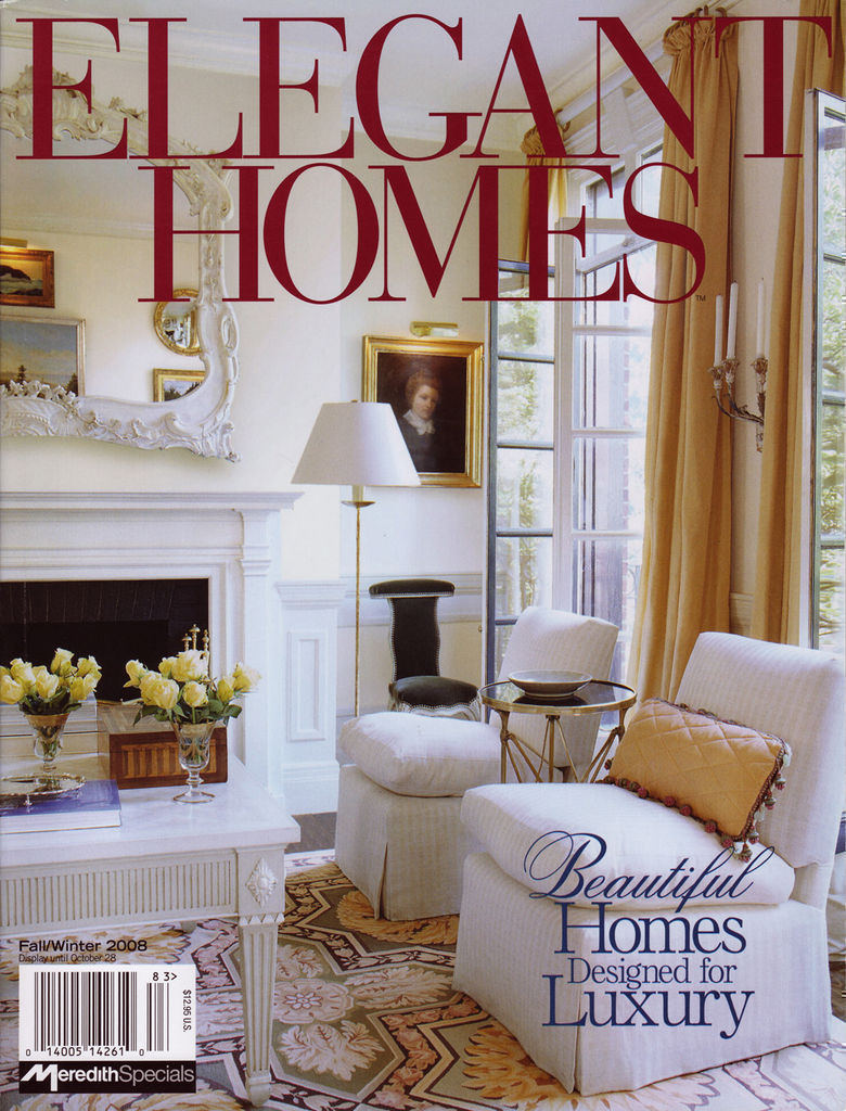 Elegant Homes Winter 2008