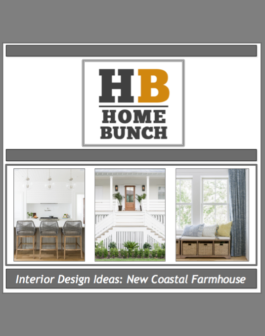 Home Bunch Blog September 7 2018
