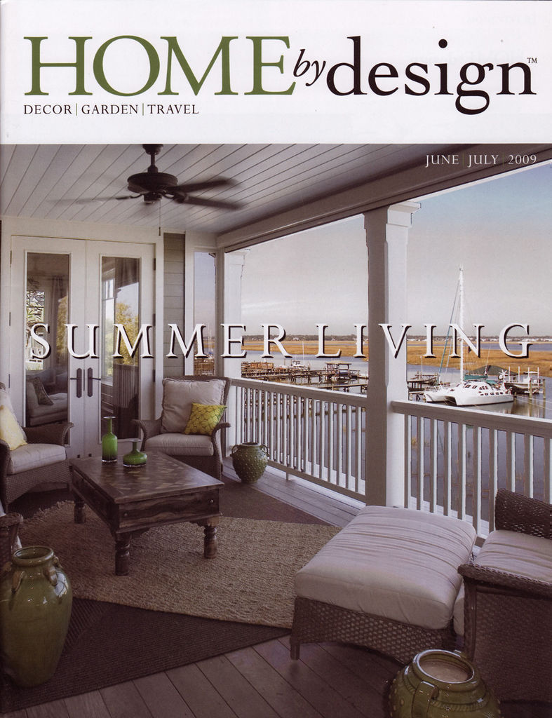 Home By Design June/July 2009