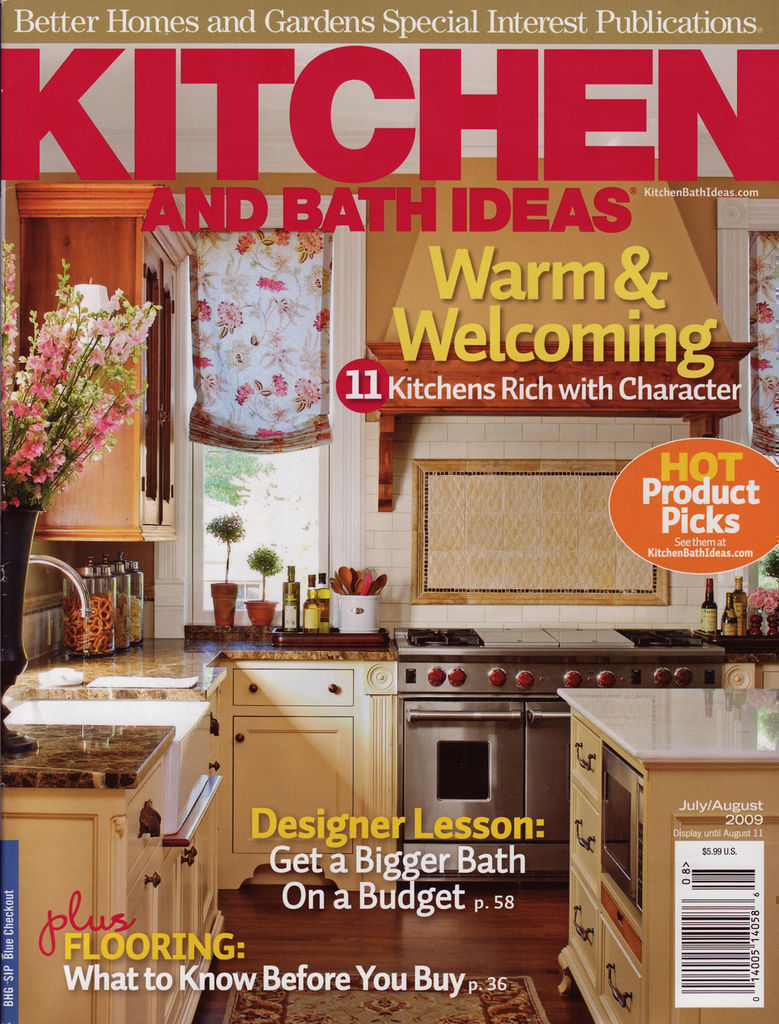 Kitchen & Bath Ideas August 2009