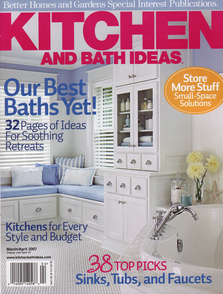 Kitchen & Bath Ideas Spring 2007