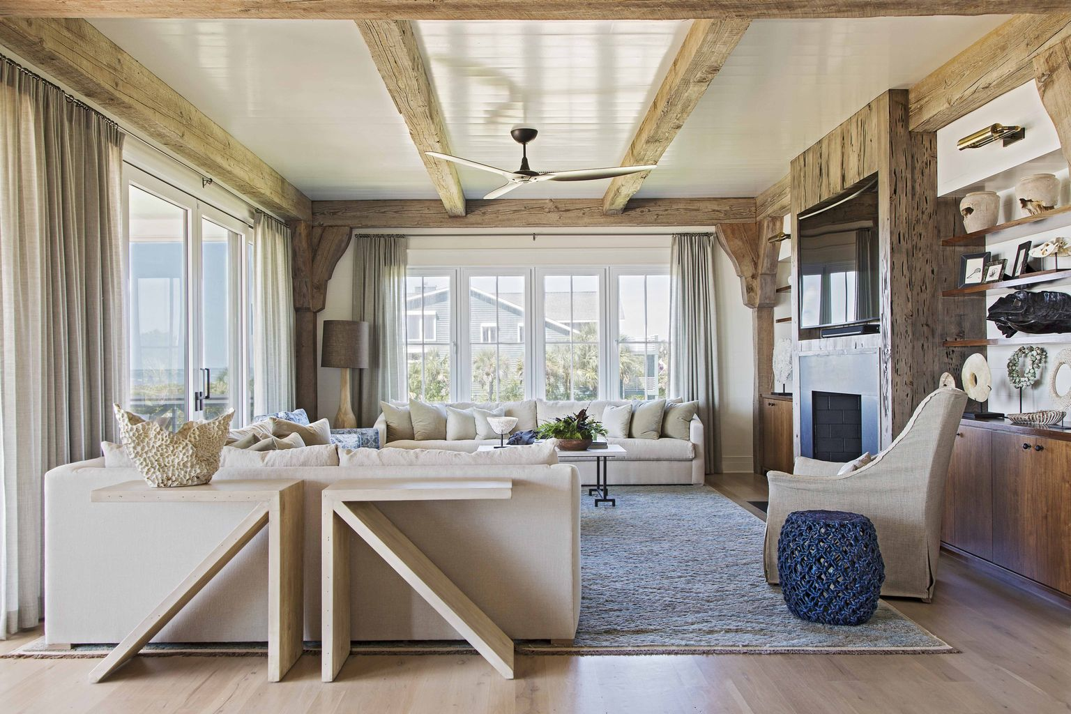 Isle of palms oasis herlong architects architecture - Modern beach house interiors ...