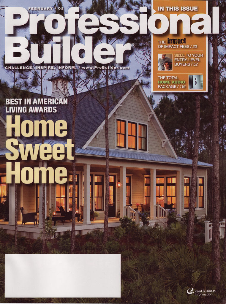 Professional Builder February 2008