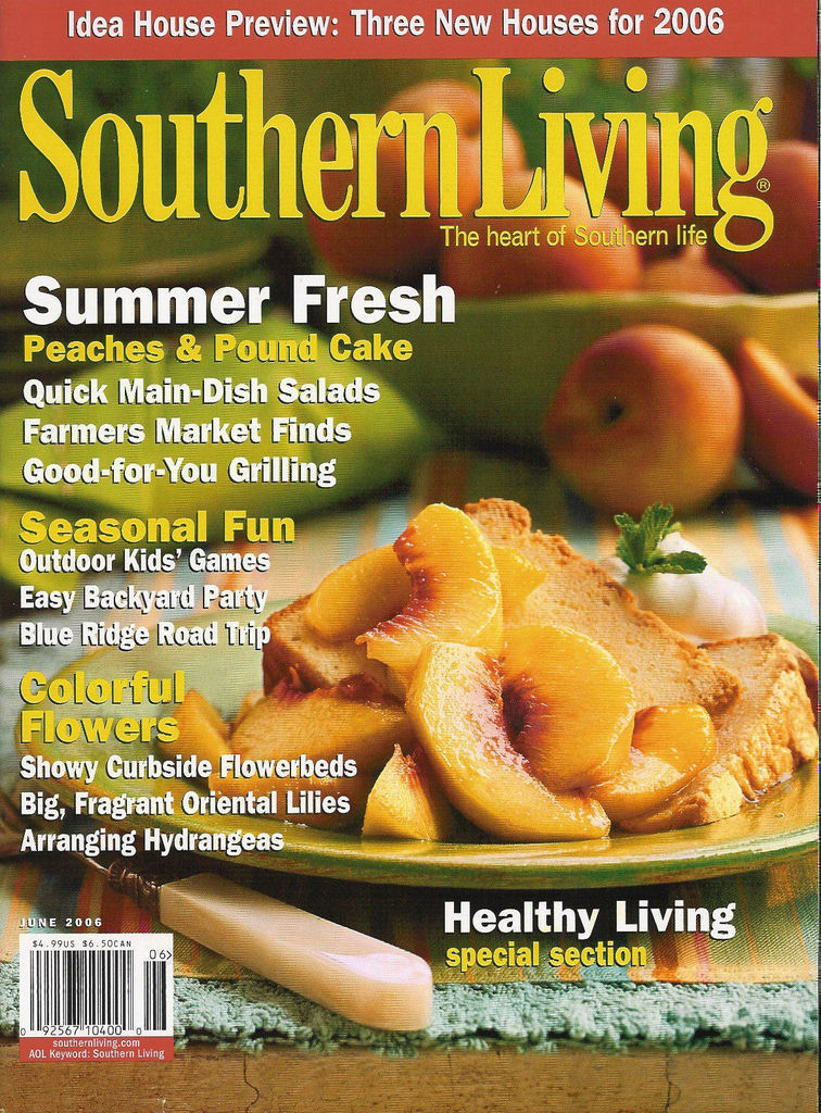 Southern Living June 2006