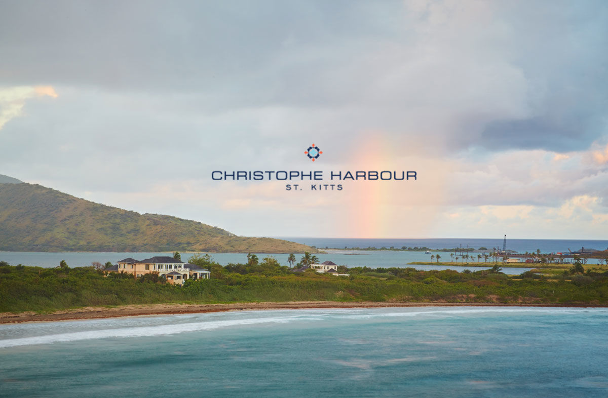 Christophe Harbour at St Kitts