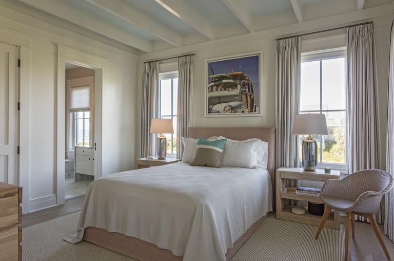 beach house guest bedroom herlong architects