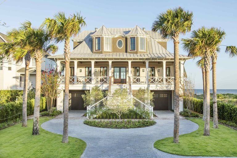 carribbean lowcountry style architecture, herlong and associates, herlong architects